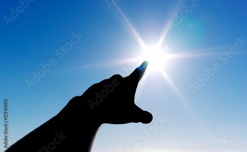 Obraz na płótnie To the Sun