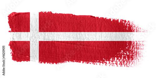 Wallpaper Mural bandiera Danimarca