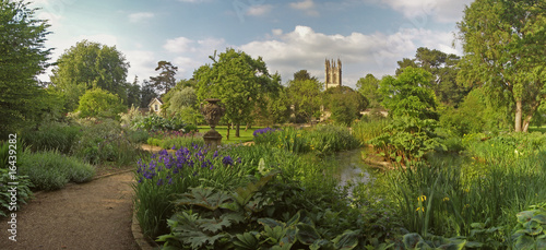 Fotografia Botanischer Garten in Oxford