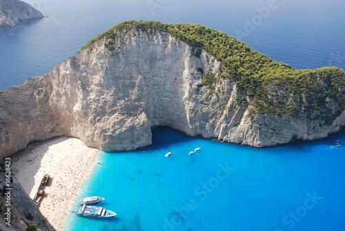 Zakynthos shipwreck #16628423