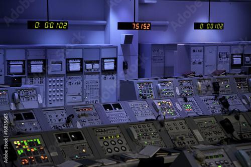 Wallpaper Mural NASA command center