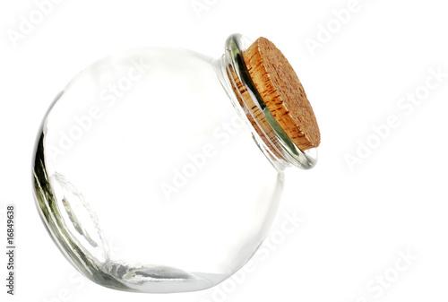Slika na platnu empty cookie jar