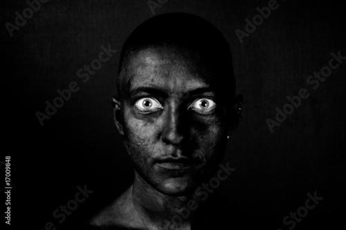 Fotografia, Obraz Woman expression.