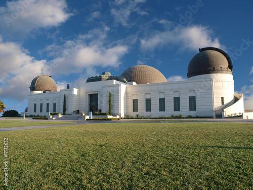 Obraz na płótnie Griffith Park Observatory