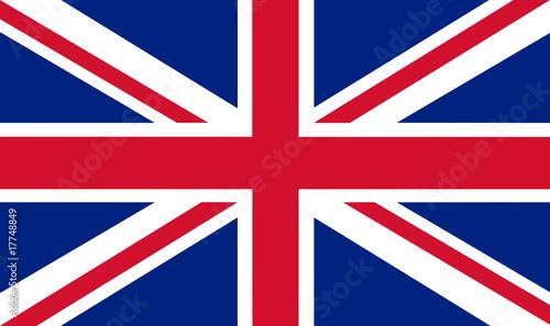 Photographie uk fahne flag