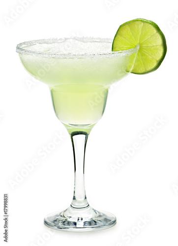 Cuadros en Lienzo Margarita in a glass