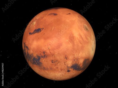 Fotografia Der Mars