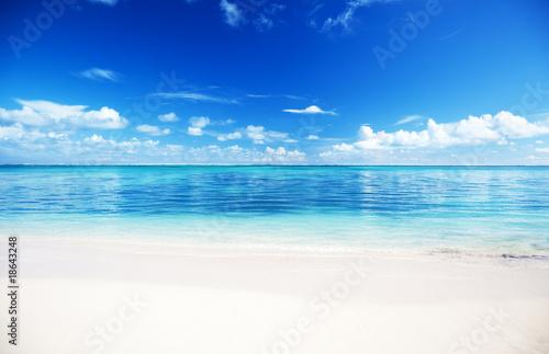 Fototapeta sea and sand