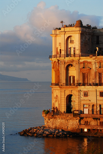 Palazzo Donn Anna in Via Posillipo - Napoli Campania