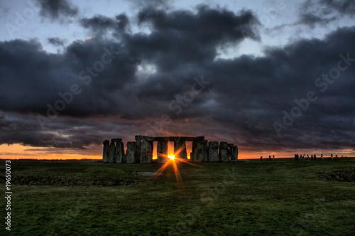 Fototapeta Stonehenge