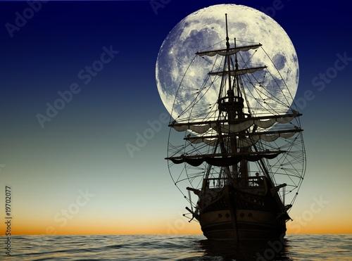 Fotografia The ancient ship