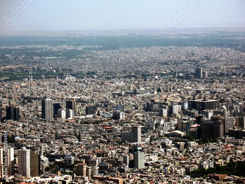 It's Damascus