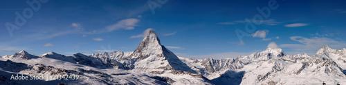 Canvas Print Matterhorn, Switzerland