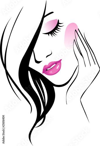 Female icon #21616404