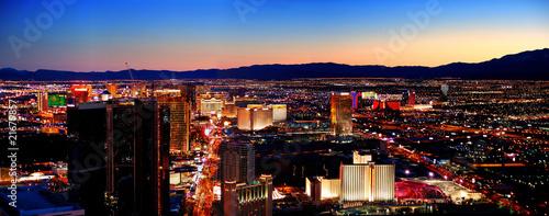 Canvas Print Las Vegas