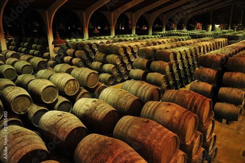 Fototapeta vin de Jerez de la frontera