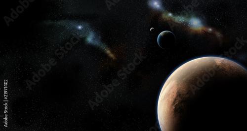 Mars - deep space #21971402