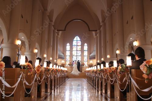 Slika na platnu 結婚式0003
