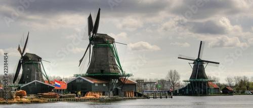 Dutch Village / Windmills - Zaanse Schans
