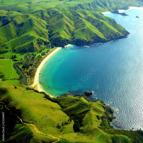 Taupo Bay, New Zealand #23246647