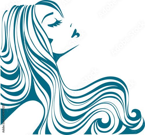 Long hair #24199257