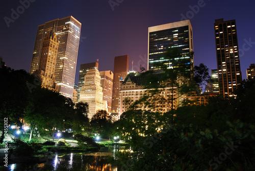 Foto New York City Central Park