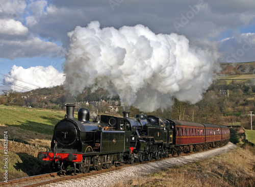 Photo Pennine Steam