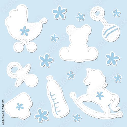 Babyboy Sticker #25199464