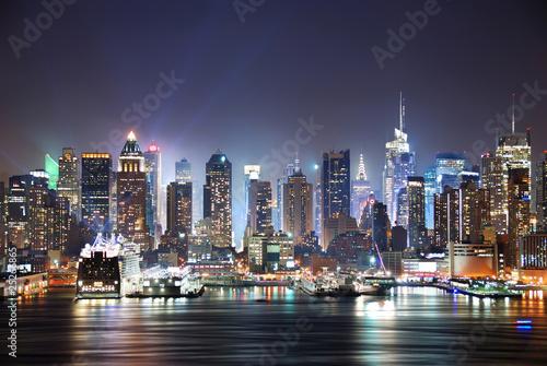 Fototapeta premium Times Square w Nowym Jorku