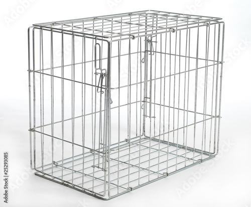 Fotografija wire animal cage