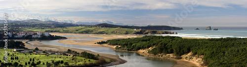 Estuario del rio Pas (Cantabria)