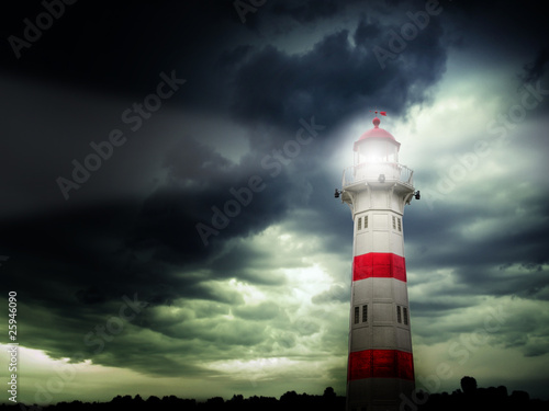 Obraz na płótnie Lighthouse