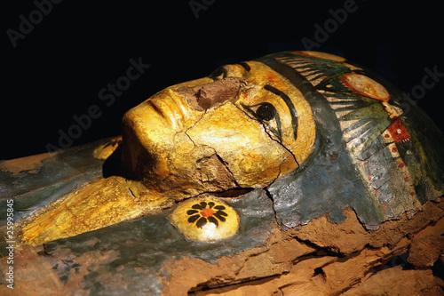 Wallpaper Mural Egypt sarcophagus