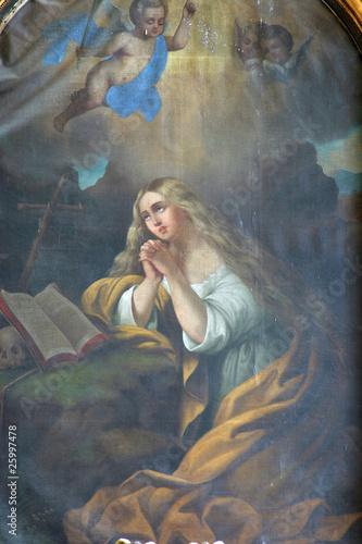 Obraz na płótnie Saint Mary Magdalene
