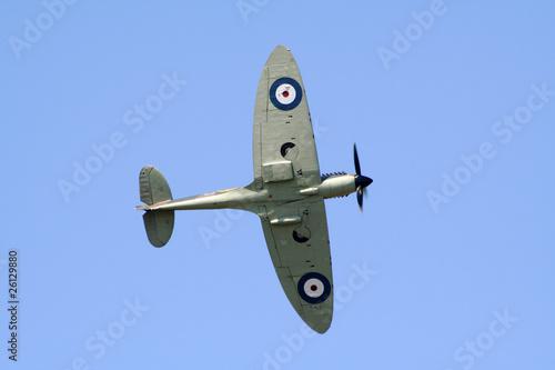 Obraz na płótnie RAF Spitfire