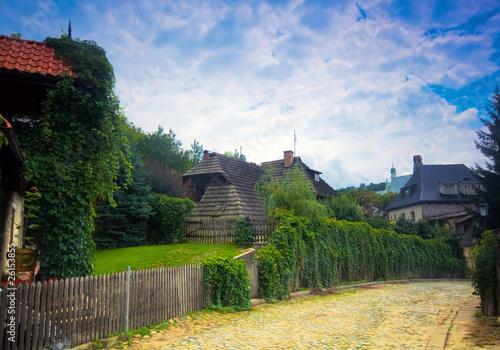 Lovely village in the valley. Kazimierz Dolny, Poland #26153855
