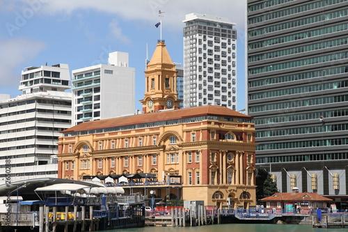 Auckland Ferry Building