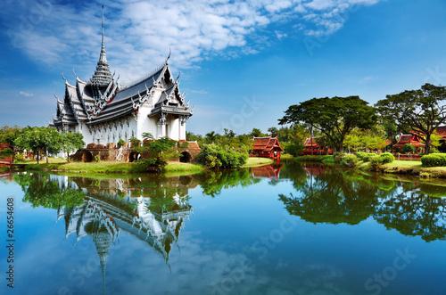 Carta da parati Sanphet Prasat Palace, Thailand