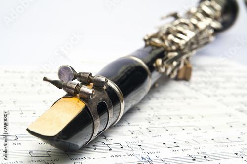 Tela clarinet
