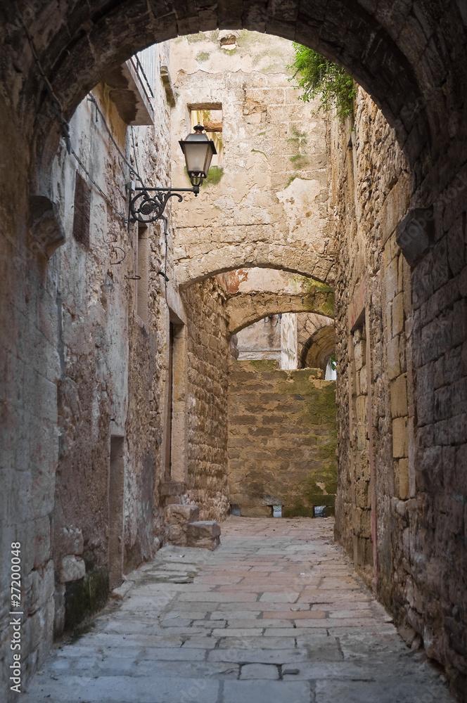 Alejki. Bisceglie. Apulia. <span>plik: #27200048 | autor: Mi.Ti.</span>
