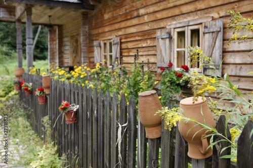 Idyllic country home #27318823