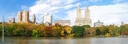 Foto New York City Central Park panorama