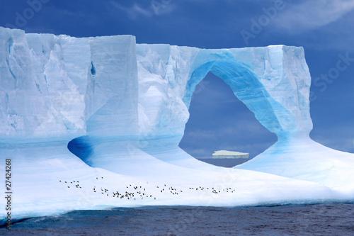 Eisberg (Antarktis) - Antarctic Iceberg