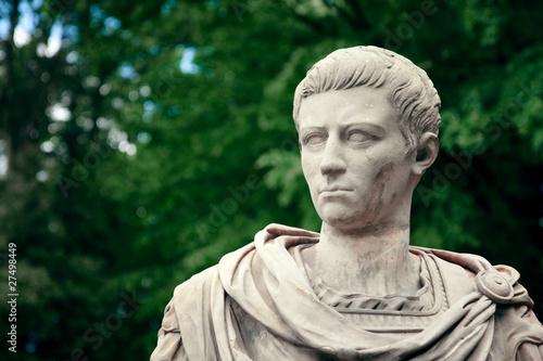Fotografia Caligula Portrait - Bust of Roman Emperor