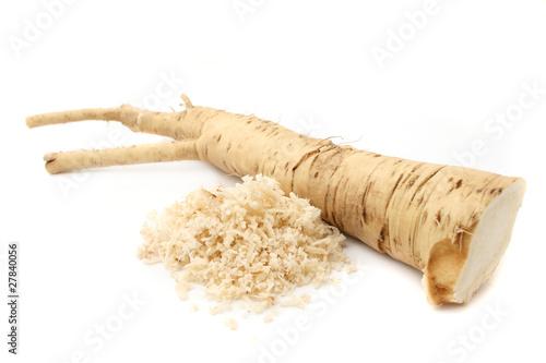 Fotografiet horseradish