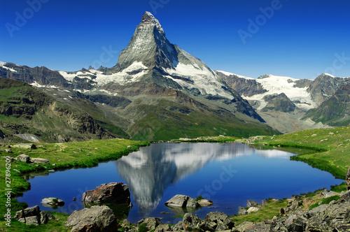 Canvas Print Matterhorn