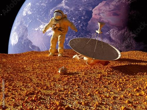 The astronaut #28510071