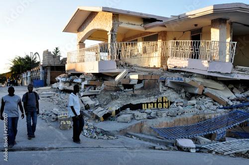 Fotografie, Obraz Haiti Earthquake 2010