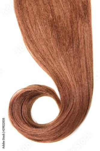 Photo Mèche de cheveux