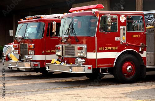 Stampa su Tela City Fire Department